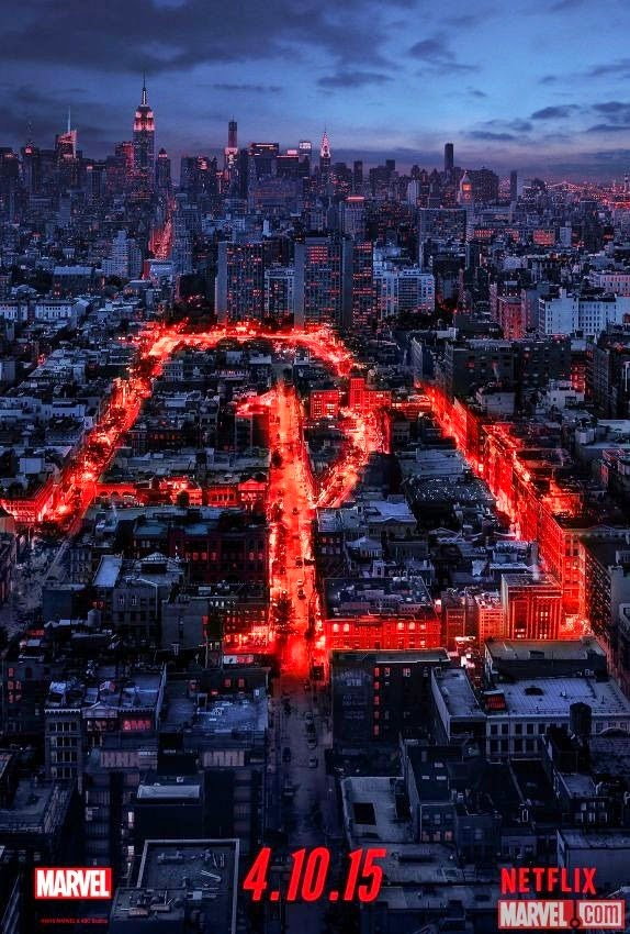 Nuevo póster y otra imagen más de la serie 'Daredevil'