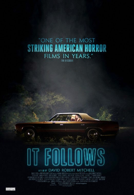 Remesa de pósters y nuevo tráiler de 'It follows'