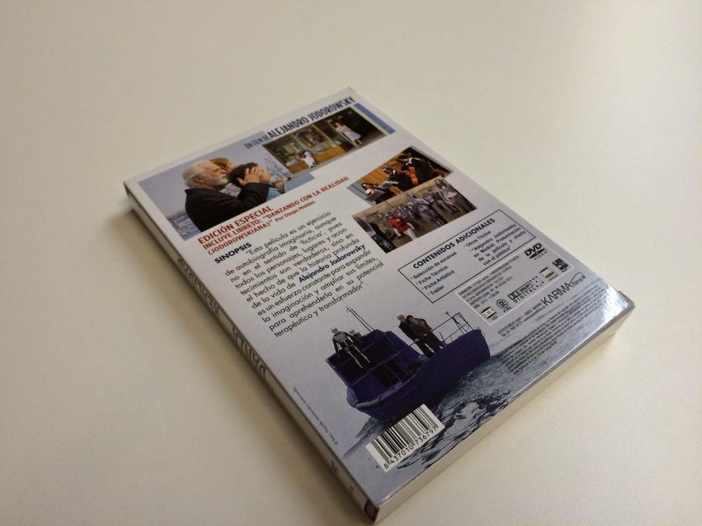 A la venta 'La danza de la realidad' en DVD edición coleccionista
