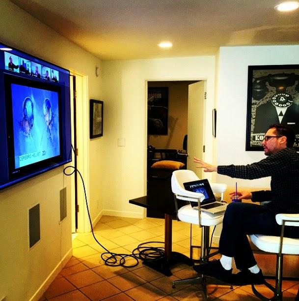 Nueva imagen de arte conceptual, la presencia de Quicksilver y la continuidad de Lobezno en 'X-men: Apocalipsis'