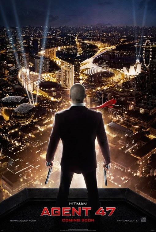 Póster y tráiler de 'Hitman: Agent 47'