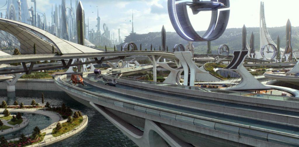 Nueva web y tres nuevas imágenes de 'Tomorrowland. El mundo del mañana'