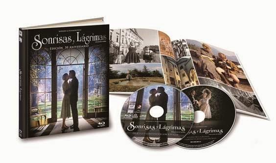 'Sonrisas y lágrimas' celebra su 50 aniversario con nuevas ediciones en DVD y Blu-ray
