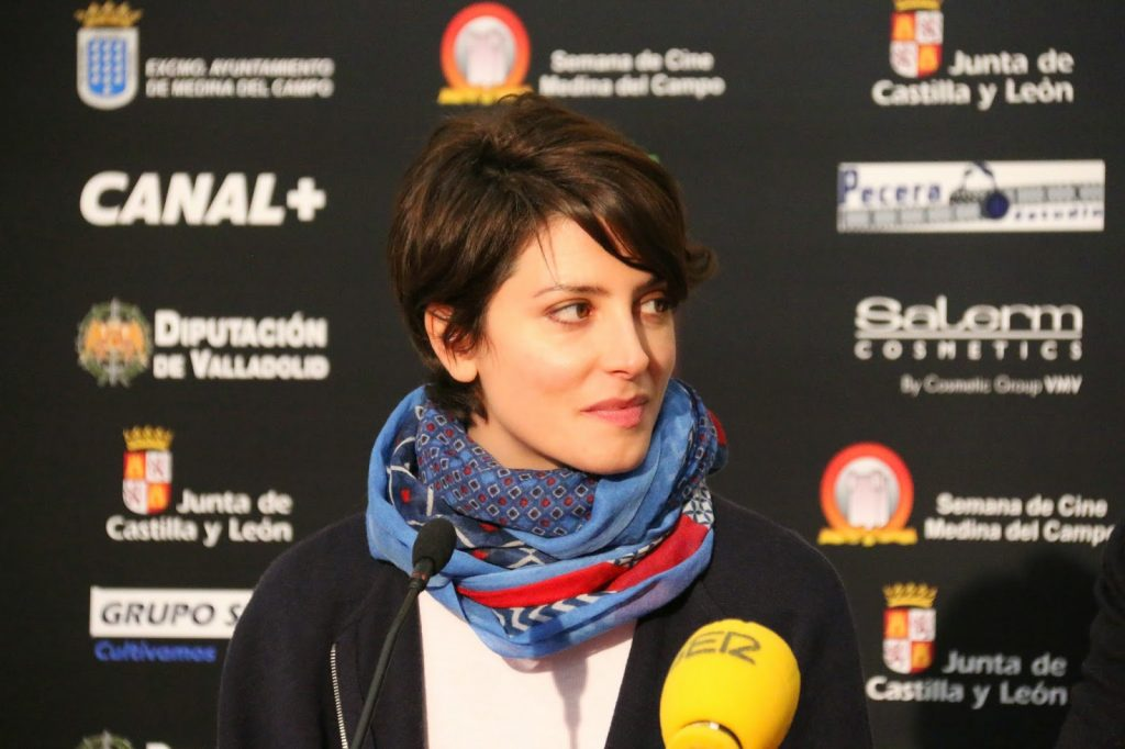 Encuentro con Bárbara Lennie en la 28 Semana de Cine de Medina del Campo