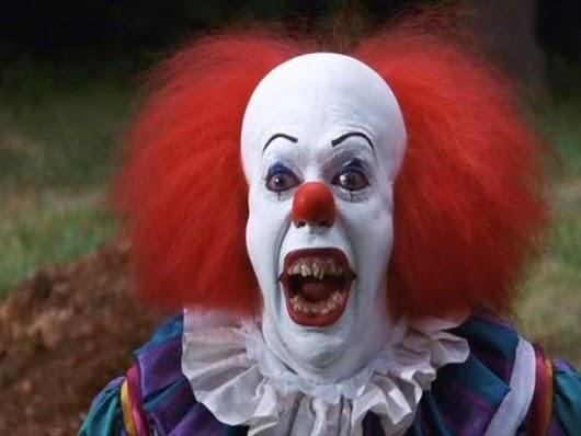 Ranking: Los 5 payasos más terroríficos del cine