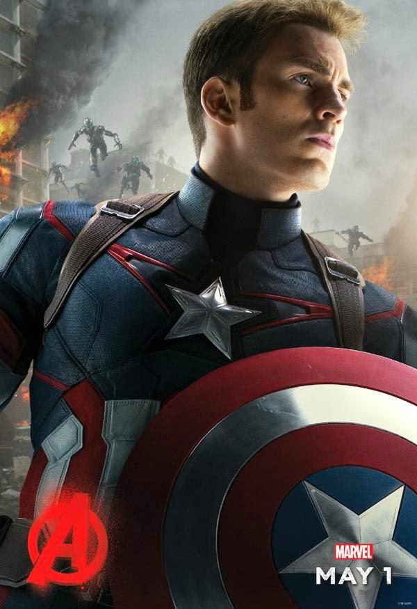 Nuevo póster individual y teaser tráiler de 'Vengadores: La era de Ultrón'