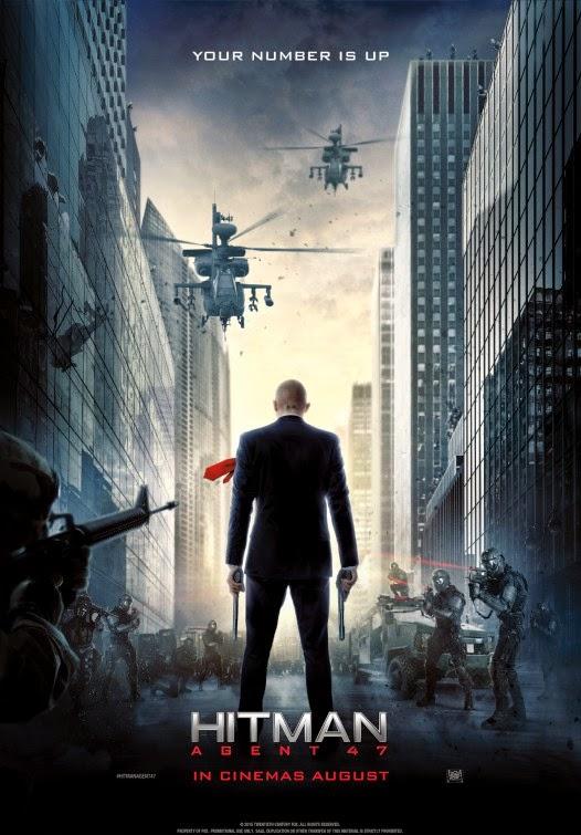 Nuevo póster internacional de 'Hitman: Agent 47'