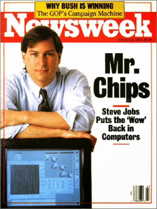 Fitlrado el primer póster de 'Steve Jobs' con Michael Fassbender