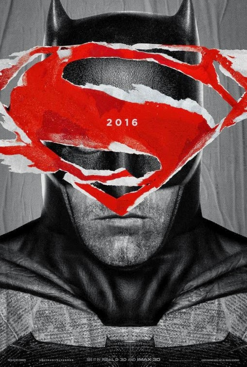 Zack Snyder revela los primeros pósters de 'Batman V Superman: Dawn of Justice'