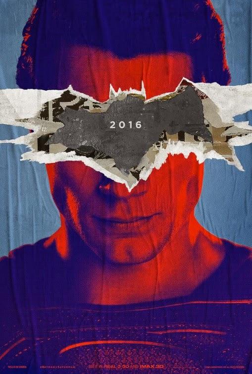 Zack Snyder revela los primeros pósters de 'Batman V Superman: Dawn of Justice'