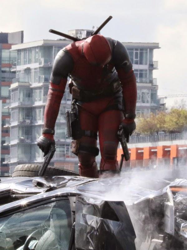 Vuelven a rodar la escena que dio pie a 'Masacre' ('Deadpool')