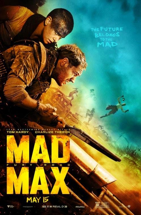 Tráiler español y nuevo póster de 'Mad Max: Furia en la carretera'