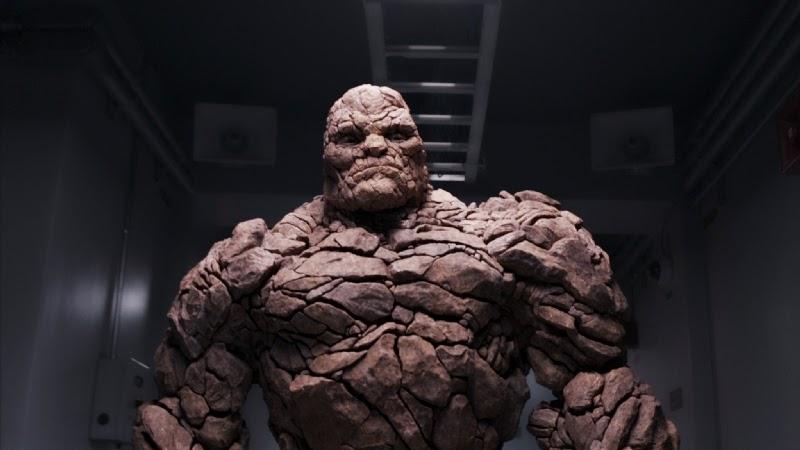 Revelado el aspecto de La cosa en una de las tres nuevas imágenes de 'Cuatro Fantásticos'