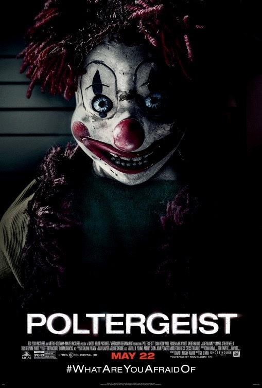 Nuevo y terrorífico póster de 'Poltergeist'