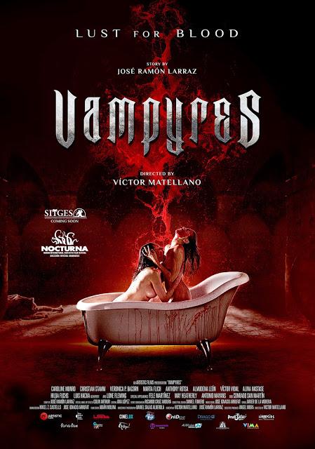 'Vampyres' se presentará en Nocturna 2015 junto al libro conmemorativo