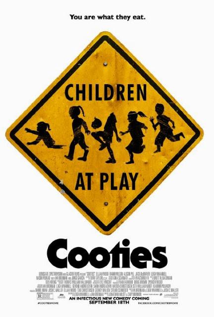 Nuevo póster y primer tráiler de 'Cooties'