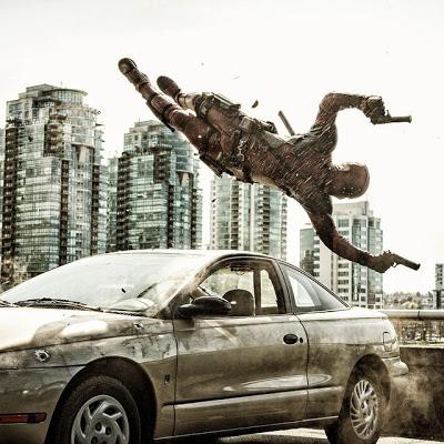 Dos nuevas imágenes de 'Masacre' ('Deadpool')