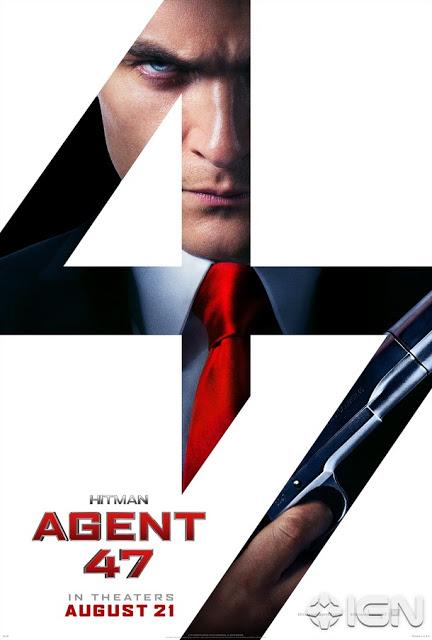 Nuevo tráiler y póster internacional de 'Hitman: Agente 47'