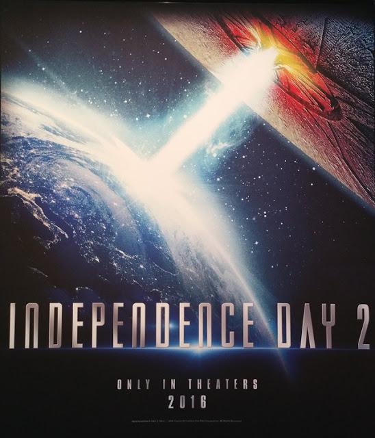 Revelada la sinópsis y el póster de 'Independence Day 2'