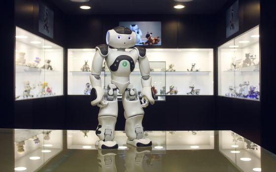 Concurso: Os invitamos a la presentación de 'Autómata' en el Museo del Robot