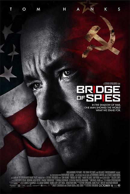 Primer póster internacional de 'El puente de los espías' de Steven Spielberg