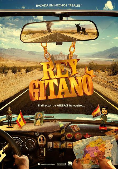 Tráiler y póster de 'Rey Gitano, el regreso de Juanma Bajo Ulloa