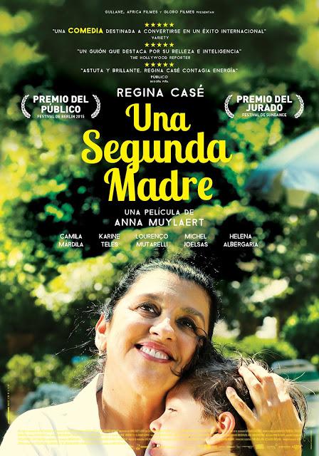 Caramel Films presenta el póster y el tráiler de 'Una segunda madre'