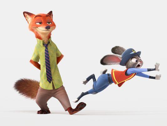 Primera imagen de 'Zootopia', lo nuevo de Disney