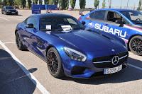Presentación de 'Fast & Furious 7' con rugido de motores y exhibición de coches