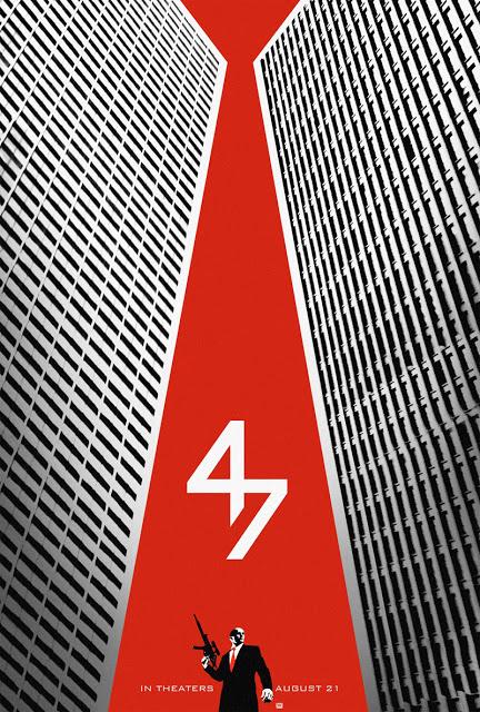 Nuevo póster y varios vídeos de 'Hitman: Agente 47'