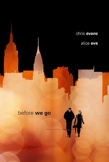 Póster y primer tráiler de 'Before we go', el debut como director de Chris Evans