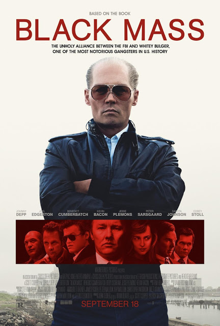 Nuevo póster internacional de 'Black Mass' con Johnny Depp