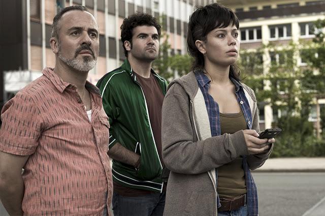 Primeras fotos de 'El olivo' de Icíar Bollaín con Anna Castillo y Javier Gutiérrez