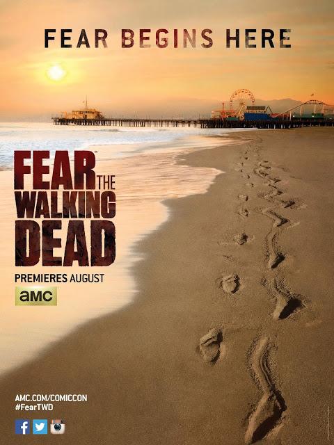 Tráiler subtitulado de 'Fear The Walking Dead' que cuenta el origen del apocalipsis zombie