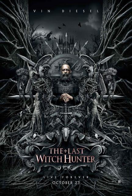 Dos nuevos pósters de 'El último cazador de brujas' que nos recuerdan a 'Juego de Tronos'