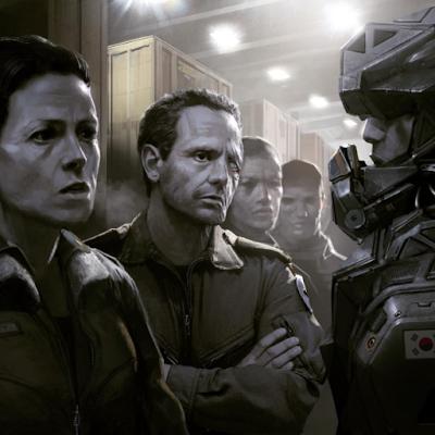 Neill Blomkamp publica una nueva imagen de 'Alien 5'