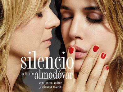 Teaser póster de la nueva película de Almodóvar, 'Silencio'
