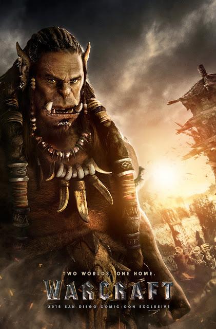Sinopsis y primeros pósters de 'Warcraft' que nos muestran las facciones