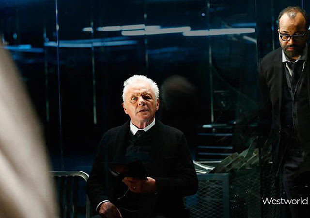 Nuevas imágenes de la serie 'Westworld', remake de 'Almas de Metal'