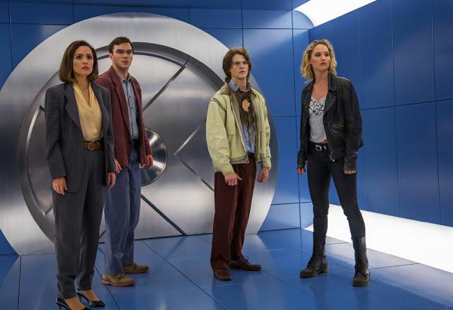 Nueva remesa de fotos de 'X-Men: Apocalypse'