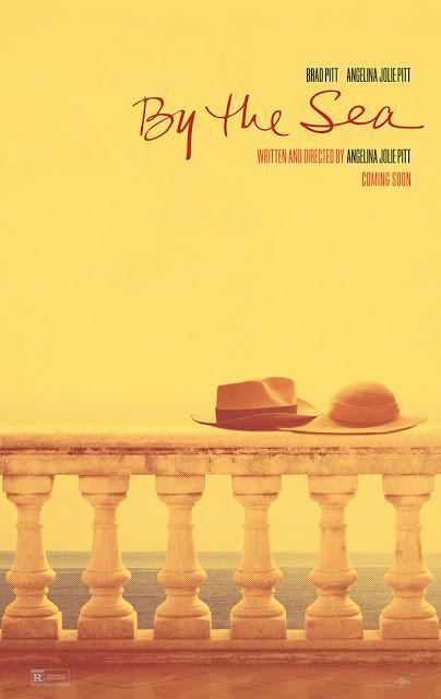 Primer tráiler español y póster de 'Frente al mar' ('By the Sea') con Angelina Jolie y Brad Pitt