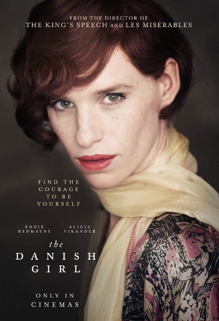 Primeros pósters de 'The Danish Girl' con Eddie Redmayne y Alicia Vikander