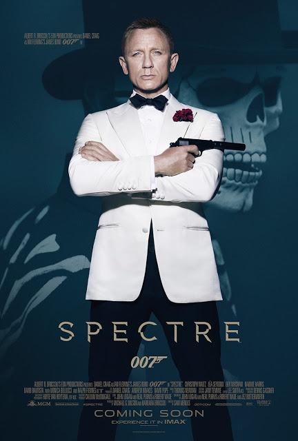 Presentado el nuevo póster de 'Spectre'
