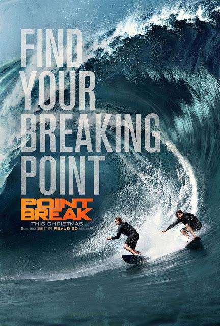 Nuevo póster y featurette de 'Point Break (Sin límites)'