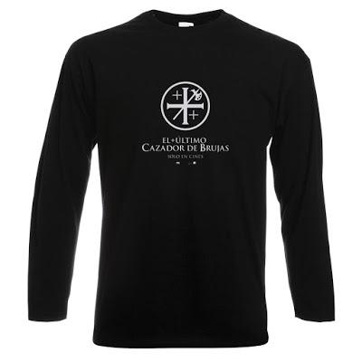 Concurso 'El último cazador de brujas': Tenemos camisetas para vosotros