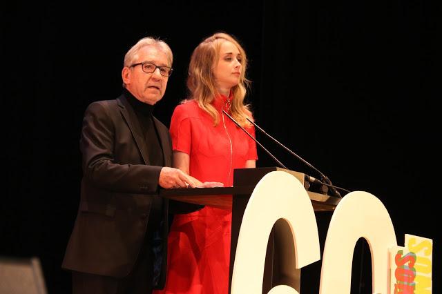 José Sacristán e Ingrid García Jonsson, padrinos de la 60 Seminci