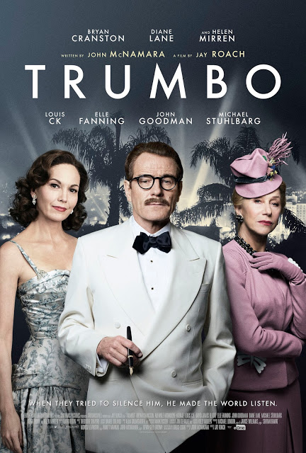 Nuevo póster internacional de 'Trumbo'