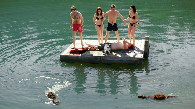 Sitges 2015. Día 2: 'The gift', 'I'm your father', 'The similars' y 'Zombeavers'