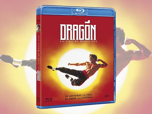 A La Venta Dragon La Historia De Bruce Lee En Blu Ray No Es