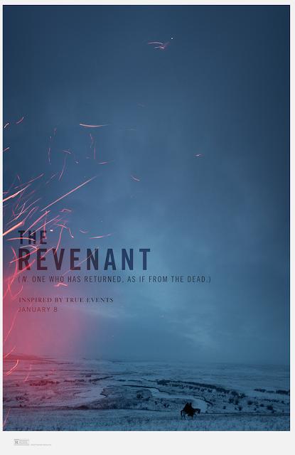 Nueva imagen y póster de 'El Renacido (The Revenant)'